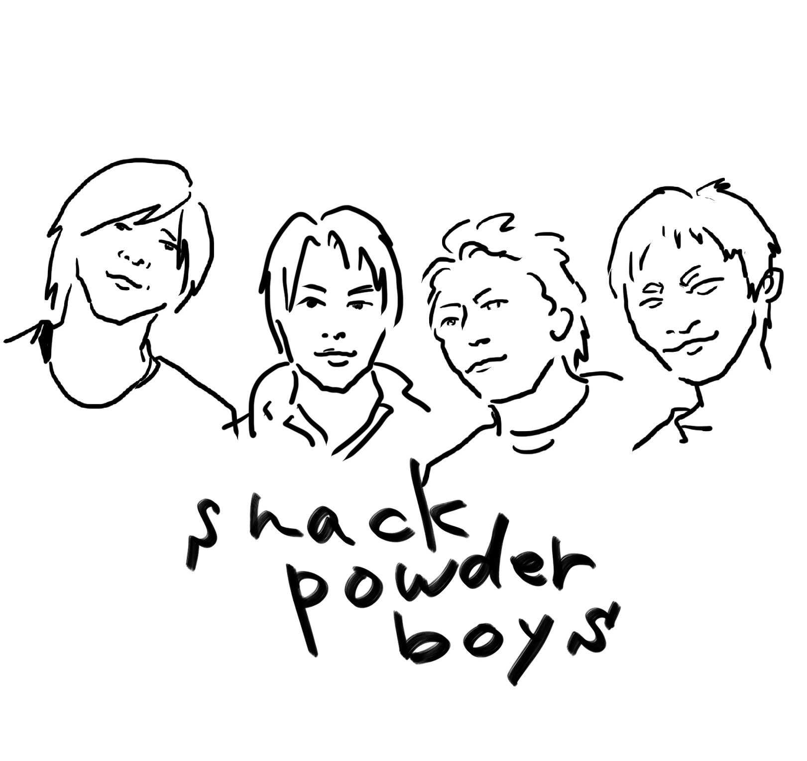 snack powder boys